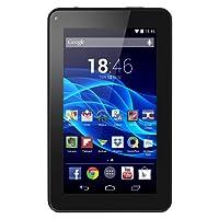 "Multilaser M7S PLUS NB184 Tablet Quad Core Preto Android 4.4 Kit Kat Dual Câmera Wi-Fi Tela Capacitiva 7"" Memória 8GB, A33, 512MB, Android"