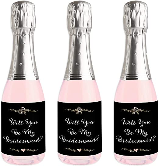 Amazon.com: Best Day Ever – Mini pegatinas para botellas de ...