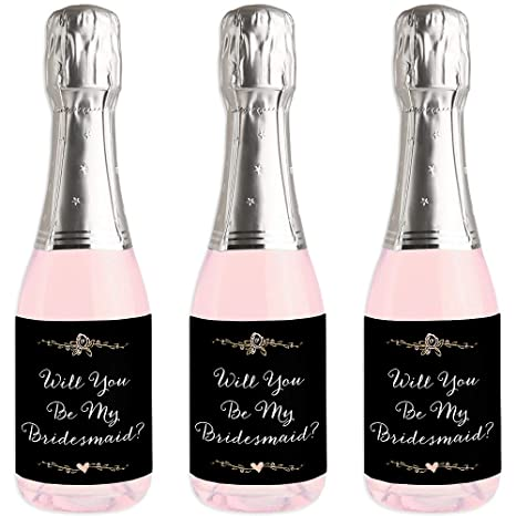 Amazon.com: Best Day Ever – Mini pegatinas para botellas de ...