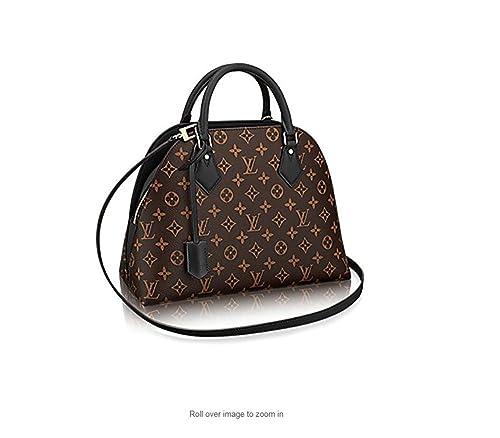 f52917aed17e Louis Vuitton Monogram Canvas ALMA B N B Bag Handbag Noir Article  M41780  Made in France  Amazon.ca  Shoes   Handbags