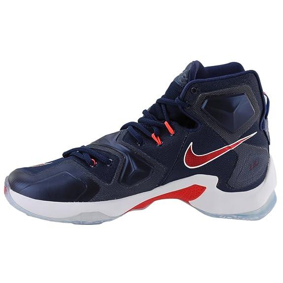 aebaf58d3cf Nike Men s Lebron XIII Basketball Shoes  Amazon.co.uk  Shoes   Bags