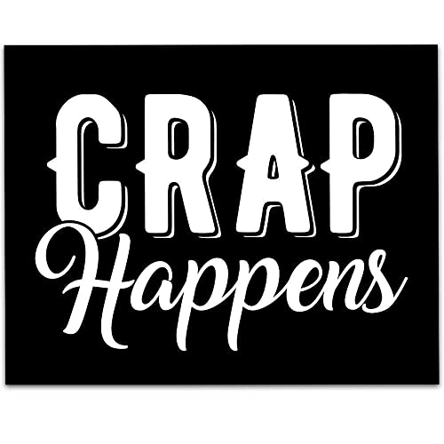 Image result for crap happens