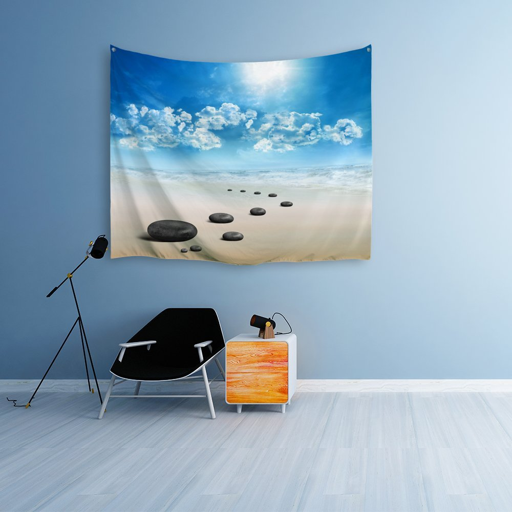 Tapestry Print Agate Print Wall Art Decor Living Room Bedroom Outdoor Decoration