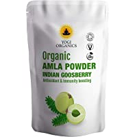 Organic AMLA Powder - Indian Gooseberry - Soil Association Certified