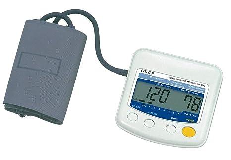 Citizen CH-403C Antebrazo Automático - Tensiómetro (LR6, LCD, 135 mm,