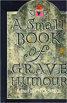 Book A Small Book of Grave Humour