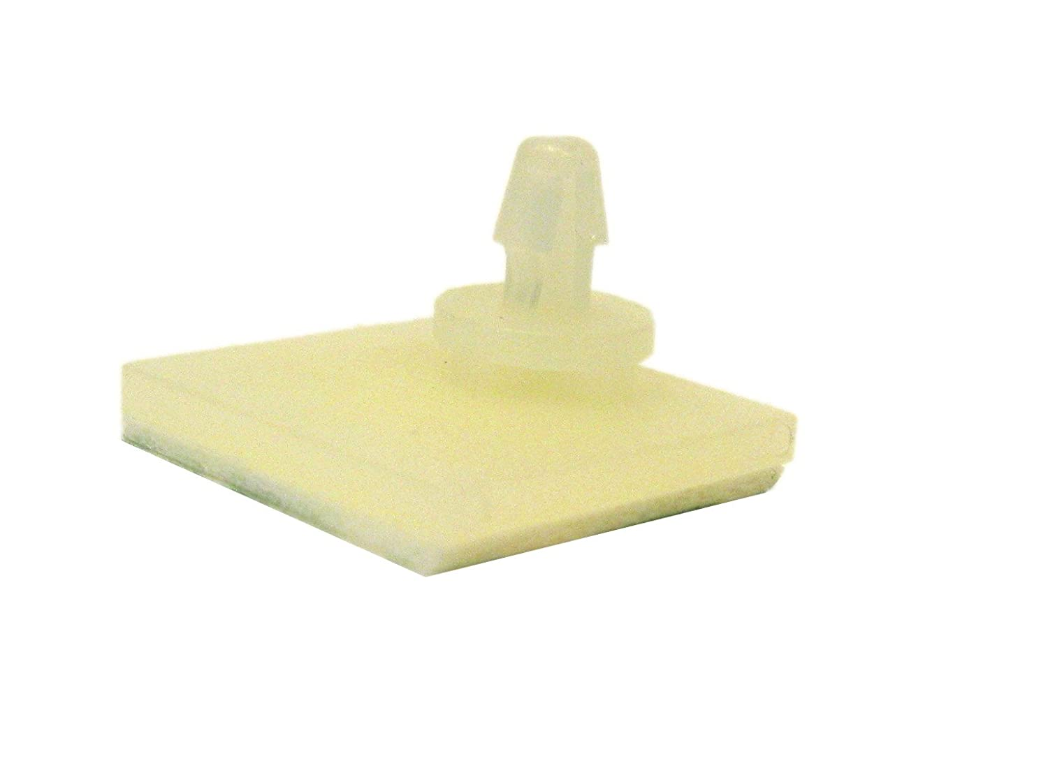 Sa180 Adhesive Standoffs 24 Pack 0180 Height Offset 06x06 Circuit Board Support Pcb Holder Standoff Nylon Spacers Plastic Base Fits 0125 Hole Industrial Scientific