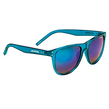 Alpina Sports Style Ranom Sonnenbrille, Transparent, One Size