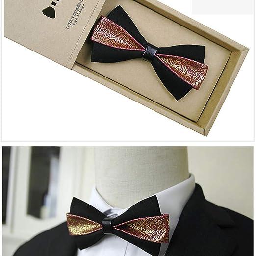 YIWU Vestimenta Formal Corbata Casada Casarse con El Novio Mejor ...