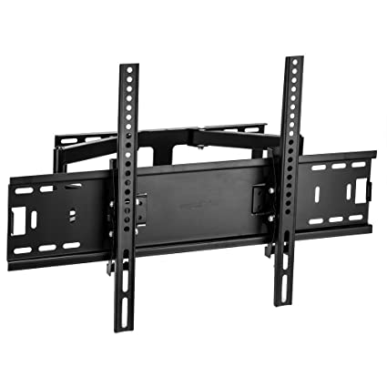 Amazon.com: Articulating Two Arm Full Motion TV Wall Mount Bracket ...