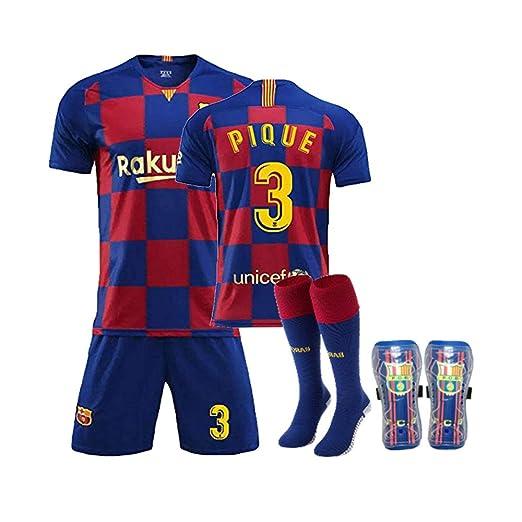 HEIPIYAYAYAYA Sudadera de fútbol Fútbol Club Barcelona 3 ...