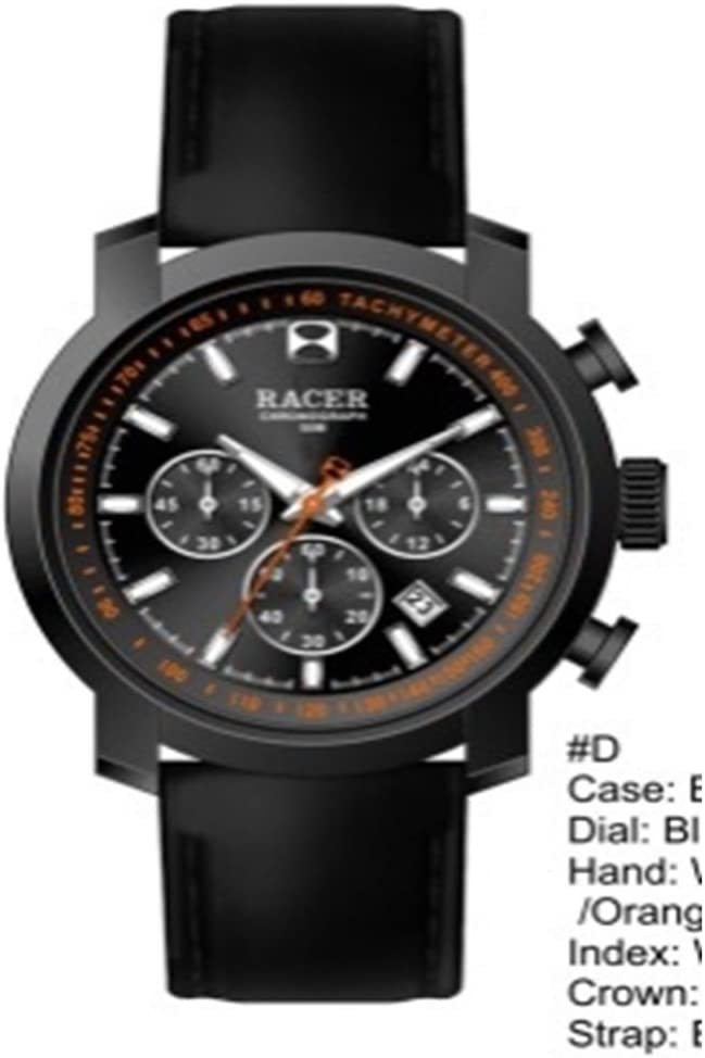 Relojes racer style series ss40