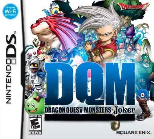 Dragon Quest Monsters: Joker by Square Enix (Dragon Quest Monsters Joker Ds compare prices)