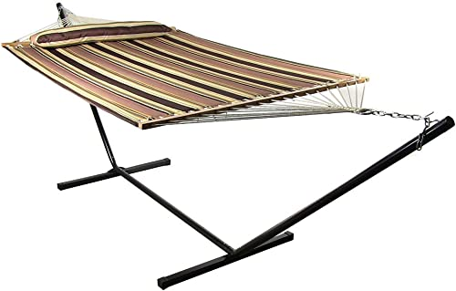 Sunnydaze 2 Person Double Hammock