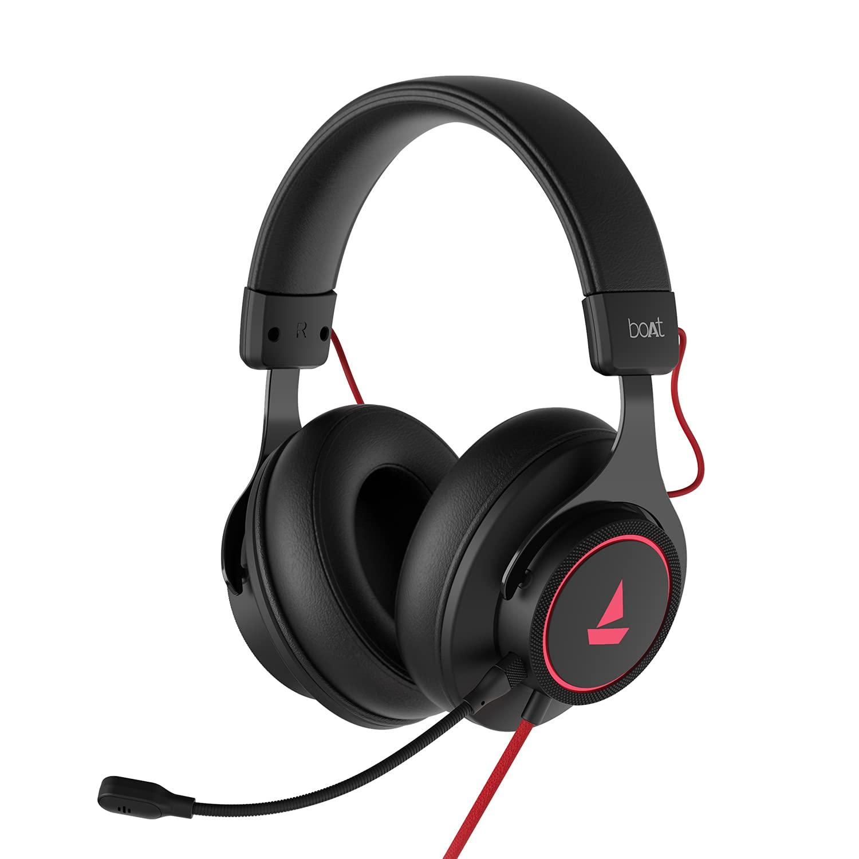 Boat Immortal IM1000D Gaming Headphones: Price, Specs, Launch