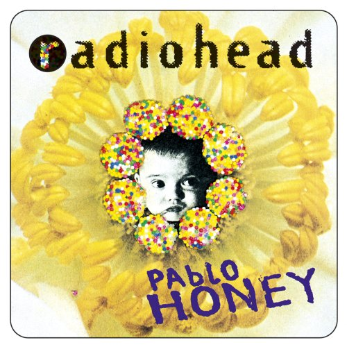 Pablo Honey by Toshiba EMI Japan