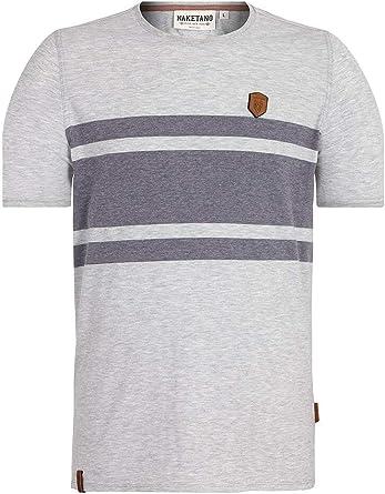 Naketano Herren T-Shirt Stuck On Pussy III