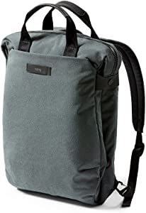 """Bellroy Duo Totepack (Convertible Backpack Tote, Fits 15"""" Laptops) - Moss Grey"""
