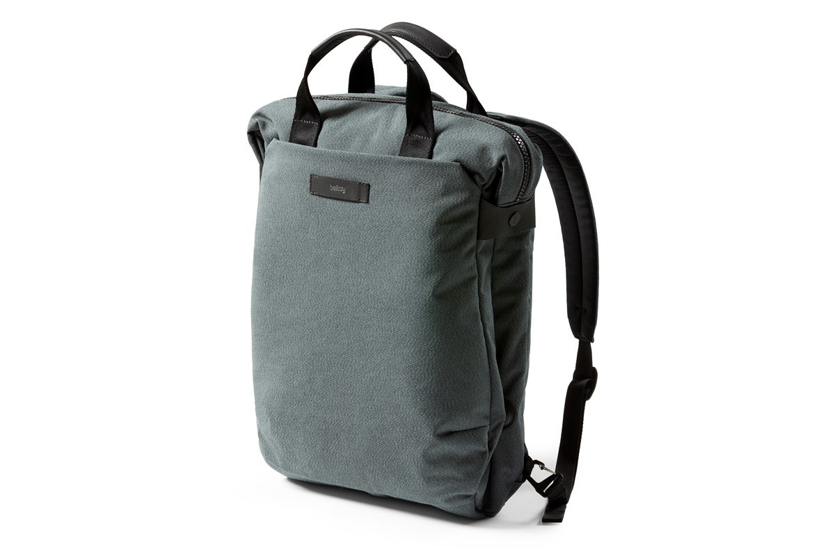 Bellroy Duo Totepack (15 liters expanded, 15'' laptop)-MossGrey by Bellroy