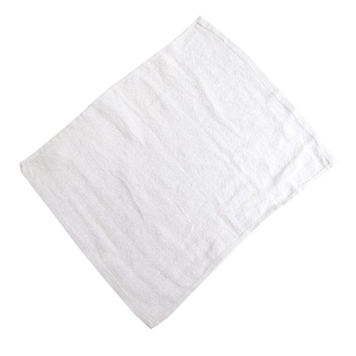 Trimaco SuperTuff Roll White Terry Towels 14 inch x 17 inch 24 count
