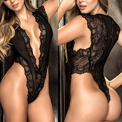 8072342bf2cbec Jual DBolomm Women Lingerie Lace Teddy
