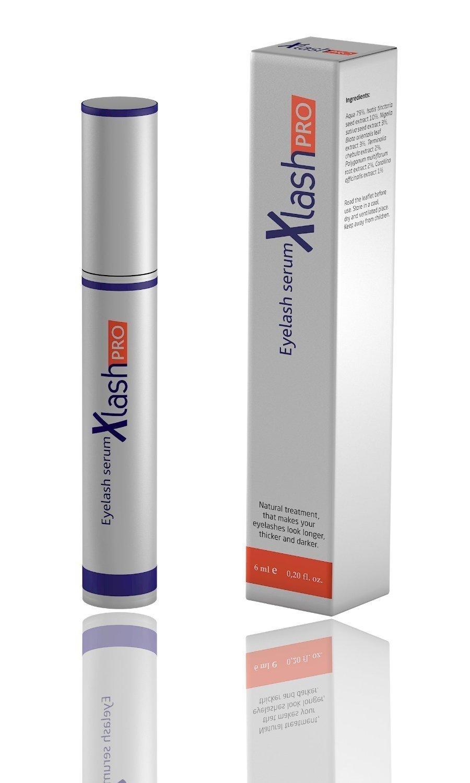 Xlash Pro Eyelash Serum 6ml + Facial Hair Remover Spring