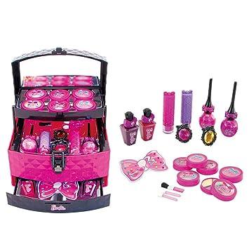 HJXDJP , 子供用化粧品セット高級のプリンセスメイクアップ玩具スーツ,