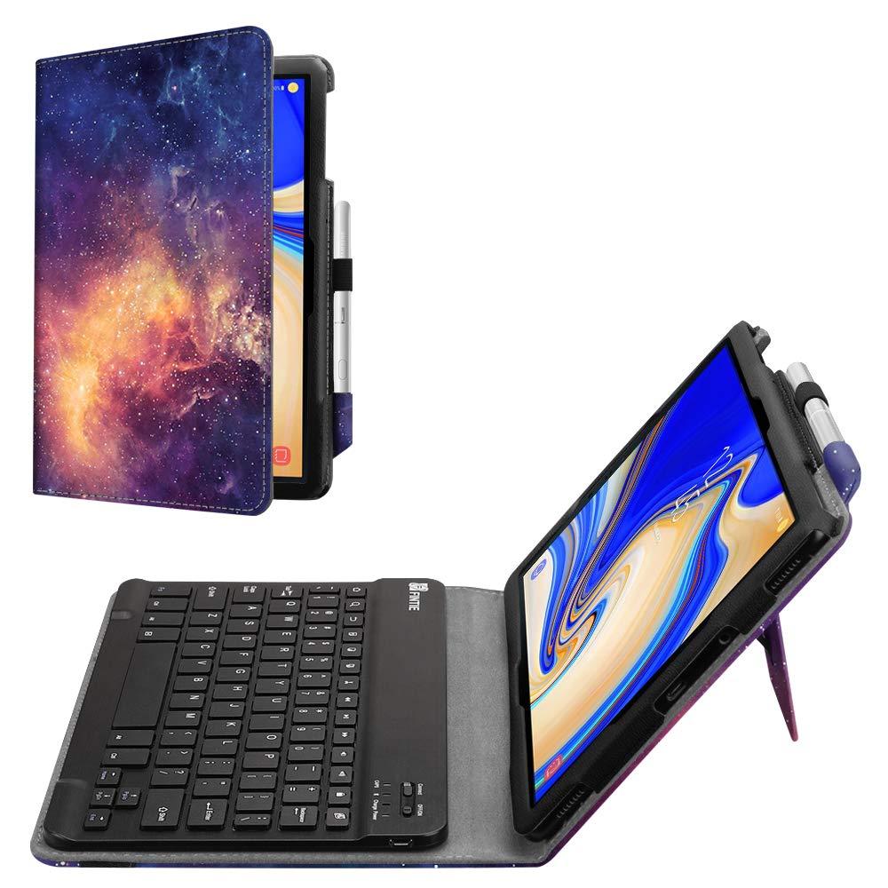 Funda + Teclado Galaxy Tab S4 10.5 FINTIE [7JZCSVLZ]