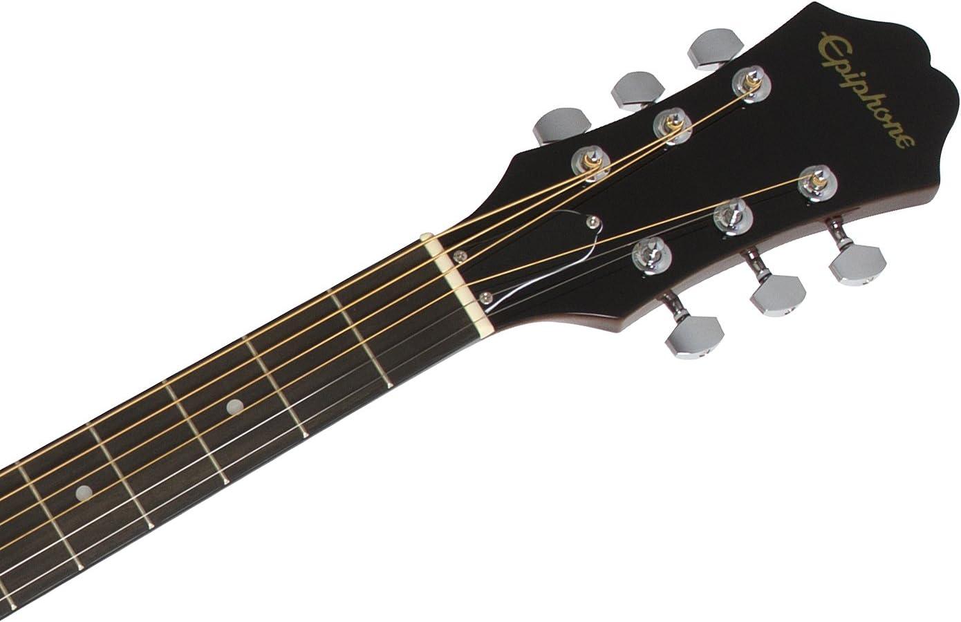 Epiphone FT-100 - Guitarra acústica, color claro (Amazon Exclusivo ...