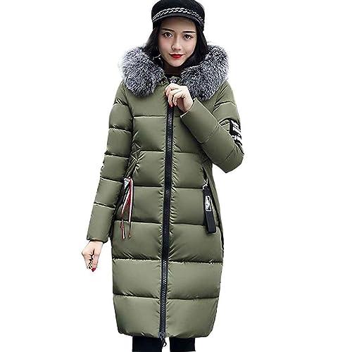 Mujeres gruesas abrigos de invierno Abrigo de piel grande Abrigo de algod¨®n delgado abrigo de algod...