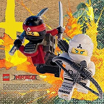 Amazon.com: LEGO Ninjago suministros para fiesta de ...