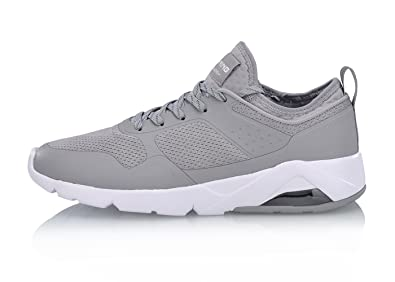 free shipping f5c0f 53228 LI-NING Men Bubble ACE Super Walking Shoes Breathable Cushion Lining  Comfort Wearable Sports Shoes