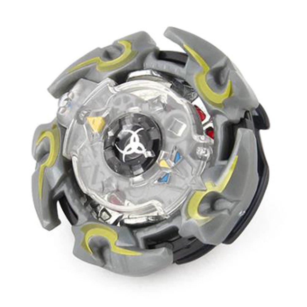Yeleo Trosetry Gyro di Velocit/à Masters in Metallo Modello 4D Fusion Combatti Contro Girocomp/ás con Launcher Bambini e Adulti B-74-01