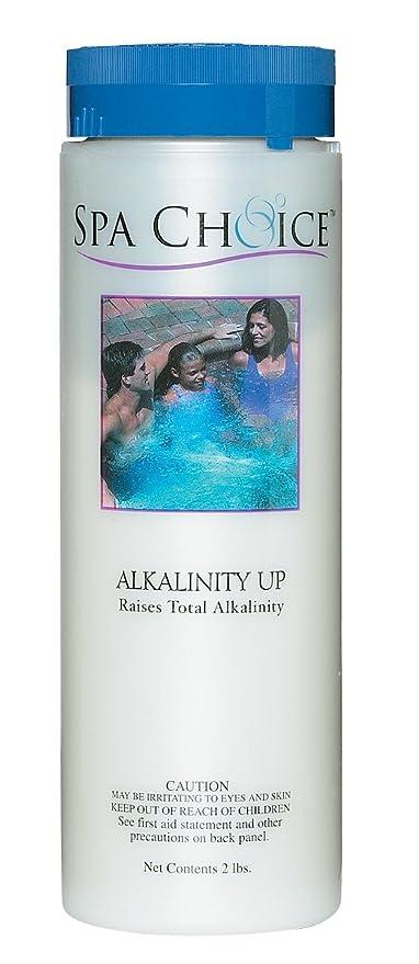 Amazon.com : Spa Choice 472-3-4021 Alkalinity Up Hot Tub Chemical ...