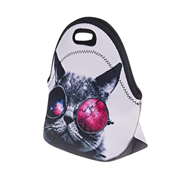 Lunch Bag térmico para lunch con cremallera Almuerzo caja de ...