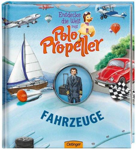 Entdecke die Welt mit Polo Propeller - Fahrzeuge