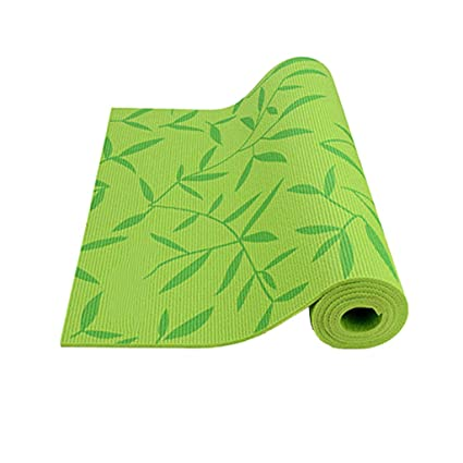 Amazon.com : Yoga Mat Non-Slip Floor Mat Material PVC ...