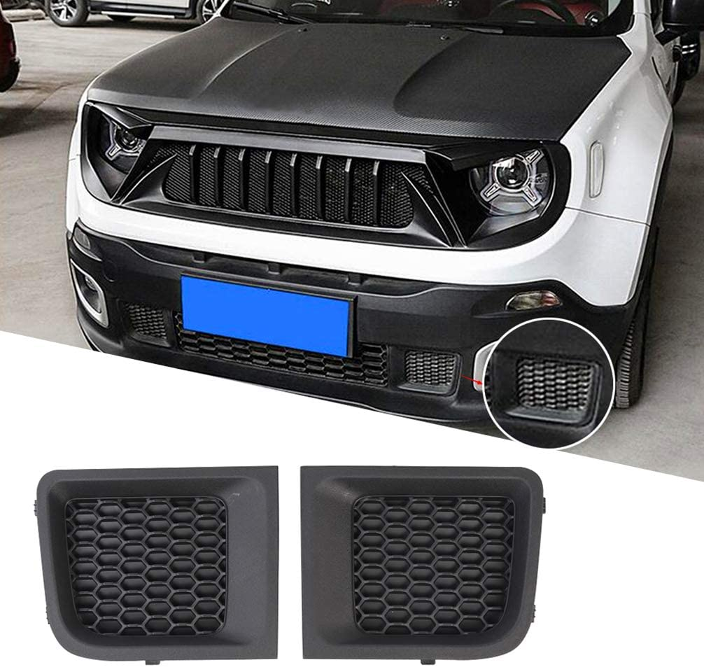 Car Rear Lights Cover Back Lamps Trim Sticker Fit for Jeep Renegade 2014 2015 2016 2017 2018 2019 Accessories