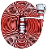 hose to pvc - JGB Enterprises A008-0321-0100 Eagle Red PVC Discharge Hose, 2