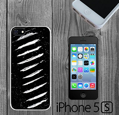 Cocaine Prank Custom Made Casecoverskin For Iphone 55s White