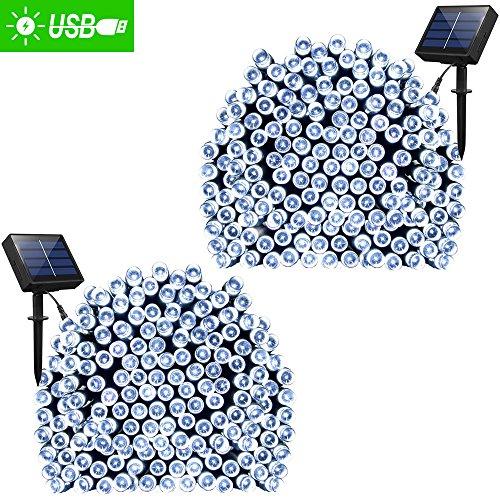 timer light solar - 2
