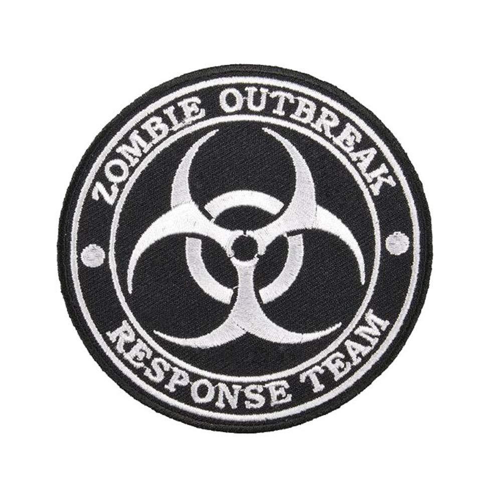 SOUTHYU 2 Pack Maximum Effort Deadpool Tactical Morale Hook /& Loop Patch Embroidered Military Badge Emblem