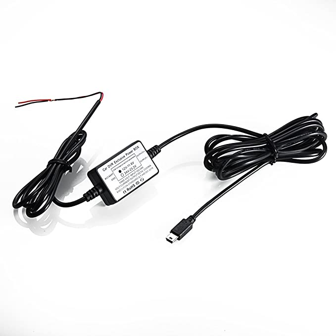 Amazon Com On Dash Camera Vehicle Hard Wire Kit