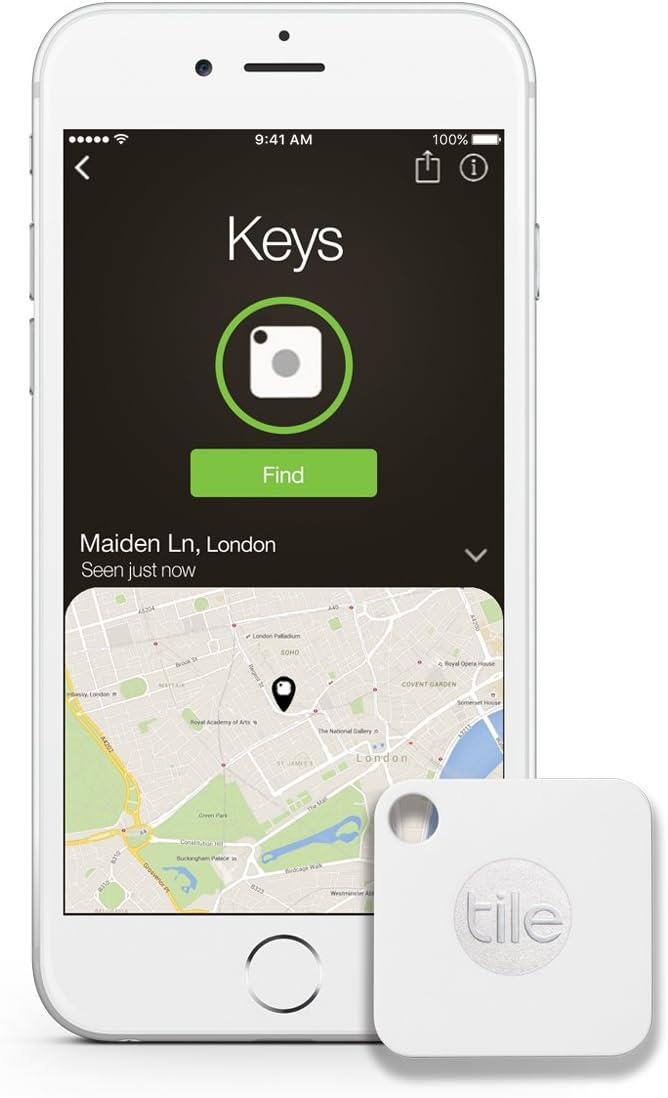 6. Tile Mate GPS Tracker