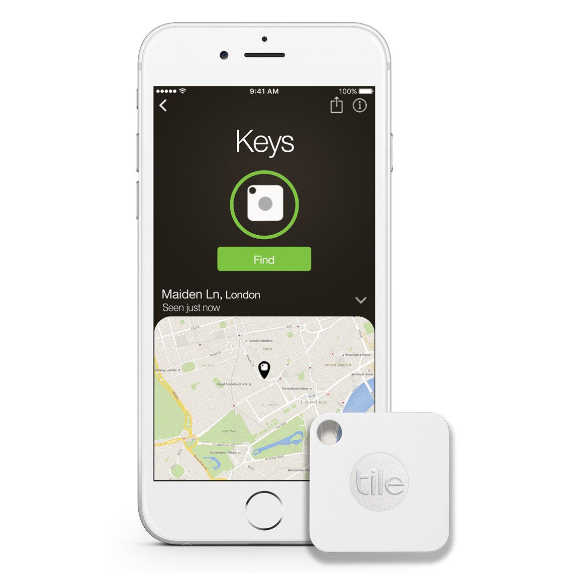 Tile Mate – Key Finder. Phone Finder. Anything Finder – 25% Off