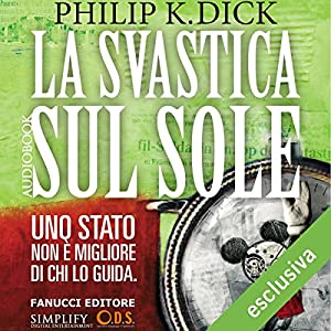 La svastica sul sole Audiobook