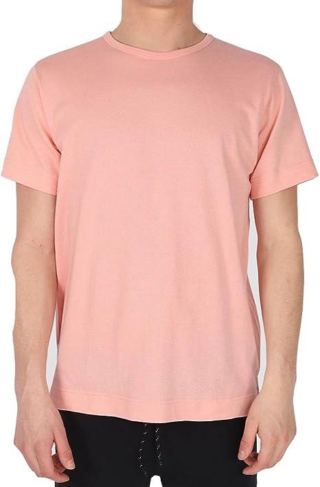 ONTOUR T-Shirt UOMO Point Tees 1070505265 (XL - Salmon): Amazon.es: Deportes y aire libre