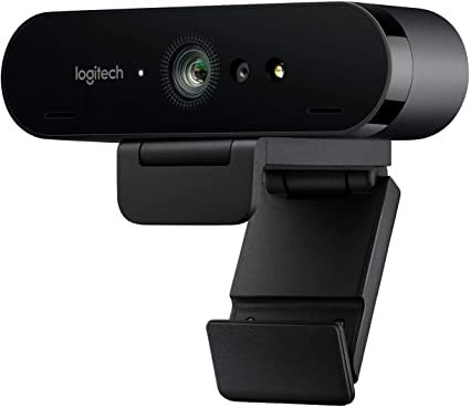 Logitech Brio Stream Webcam, Streaming Full HD 1080p/60fps, Edición Streaming, Superrápida, Corrección de Iluminación HD, para Skype/Google Hangouts/FaceTime, Para Gaming, Portátil/PC/Mac, Color Negro: Logitech: Amazon.es: Informática