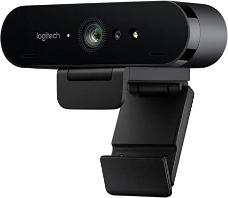 Logitech Brio Stream Webcam, Ultra HD 4K Streaming Edition, 1080p ...