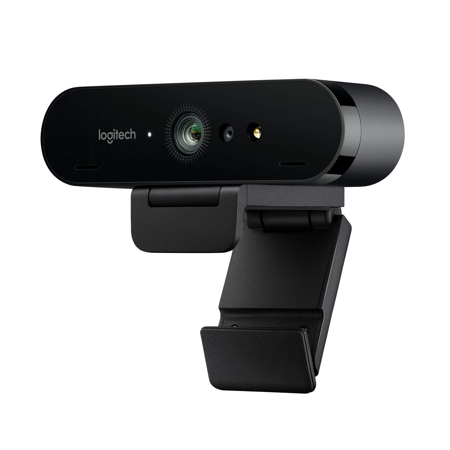 Logitech  Brio Webcam Gaming 4K É dition Diffusion HD Noir (960-001194)
